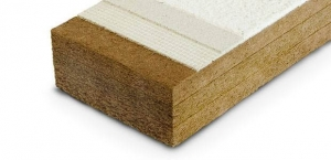 STEICO Protect External wood fiber render/plaster carrying board, with a tongue and groove profile
