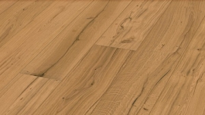Authentic oak 2200x270x11mm (HD400) naturally oiled
