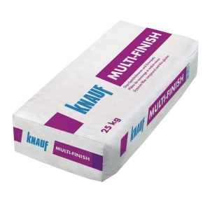 MULTI-FINISH Knauf kittblanding