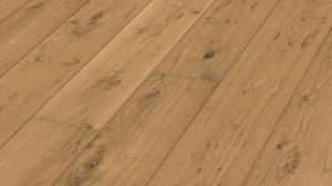 Pure rustic oak 2200x270x11mm (HD400) naturally oiled