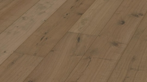 Clay grey rustic oak 2200x270x11mm (HD400) naturally oiled