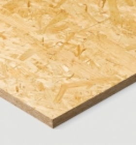 3 OSB treplate SUPERFINISH  1250 x 2500 x 22mm (3.125m2)