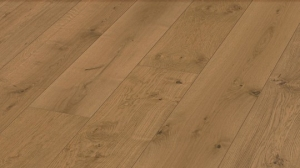 Cappucino oak lively 2200x270x11mm (HD400) naturally oiled