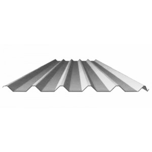 CORRUGATED METAL ROOFING AND SIDING PANELS PP-45 ZN